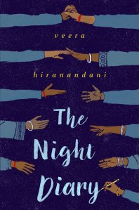 """The Night Diary"" Cover"
